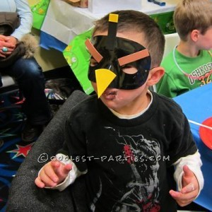 Coolest 6th Angry Bird Birthday Party