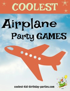 Airplane Party Games