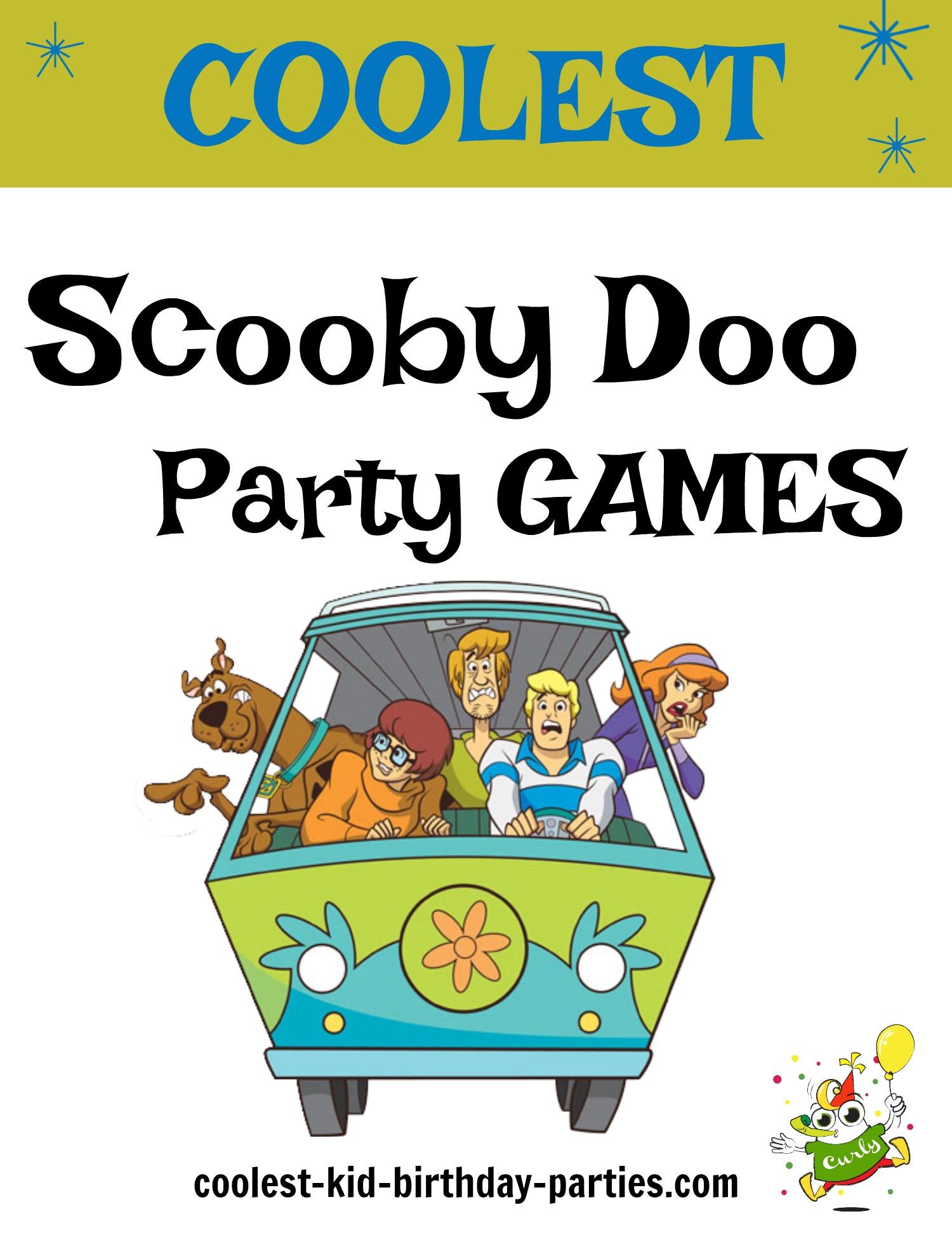 Scooby Doo Game