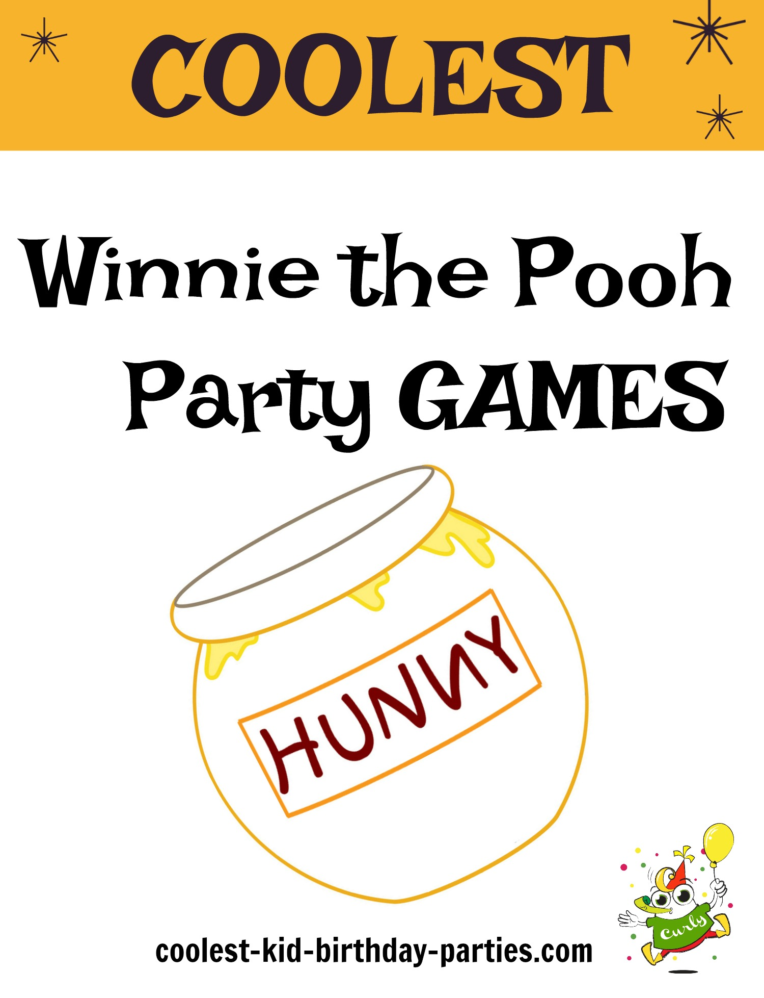 Coolest Winnie The Pooh Games For An Awesome Winnie Theme Party