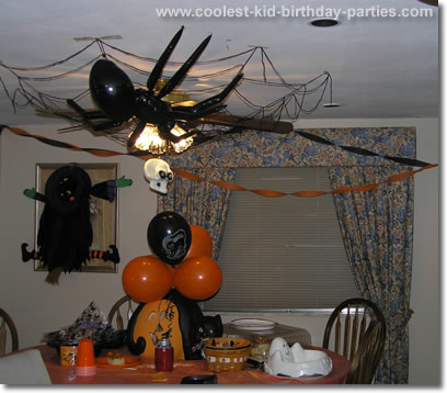 Halloween Theme Party Ideas.Coolest Halloween 50s Theme Party Ideas Photos