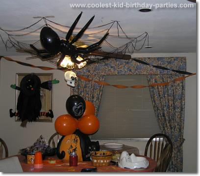 Tina's Halloween - 50s Theme Party Tale