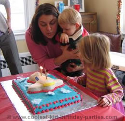 Coolest Airplane Party Ideas and Photos