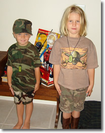 Coolest Army Theme Party Ideas and Photos