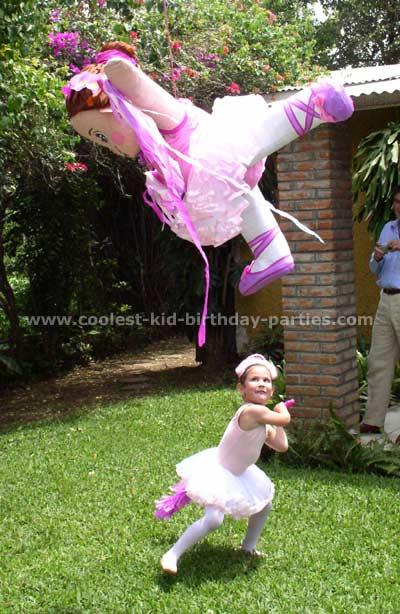 Ramiro's Ballerina Party Tale