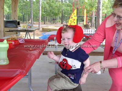Coolest Clifford Child Party Ideas and Photos