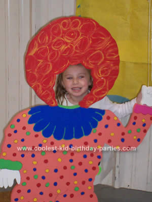 Courtney's Circus Theme Party Tale