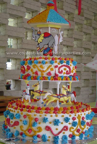 Coolest Circus Theme Party Ideas and Photos