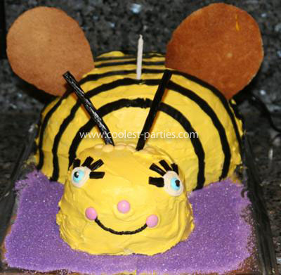 Coolest 1st Birthday Bumblebee Party