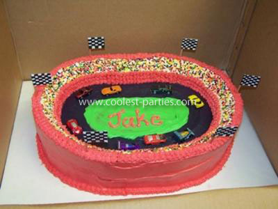 Racing Birthday Party Ideas