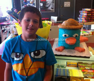 Phineas and Ferb Birthday Party Ideas