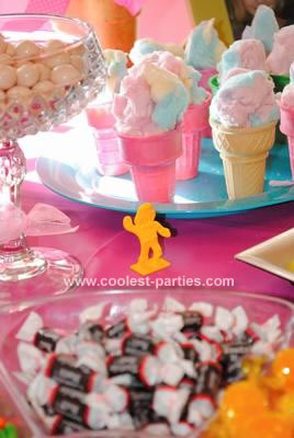 My Sweet Girlie Wanted A Candyland Birthday Party And We Pulled Out All The Stops Candy Doubled As Decor Snacks Favors