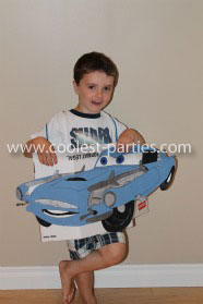 Coolest Cars 2 Grand Prix Birthday Party