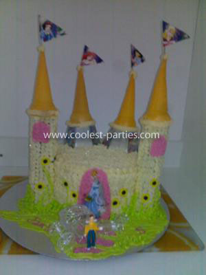 Coolest Cinderella 5th Birthday Party