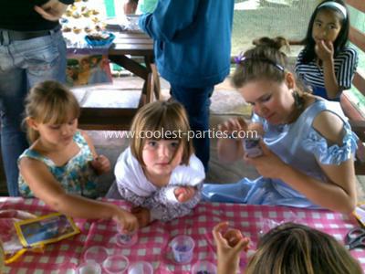 Coolest Cinderella 5th Birthday Party