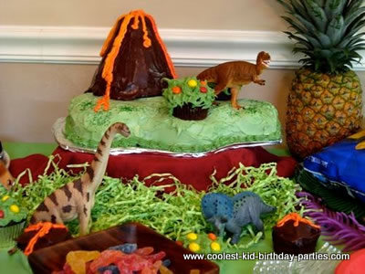 Coolest Dinosaur Adventure Party