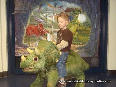 Coolest Dinosaur Adventure Party