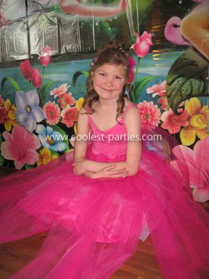 Coolest Fairy Princess 8th Birthday Party Sleepover