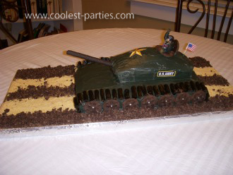 Coolest G.I. Joe Birthday Party for 5 Year Olds