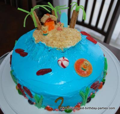 Hawaiian Birthday Party