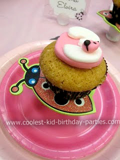 Coolest Ladybug Party for Little Girls