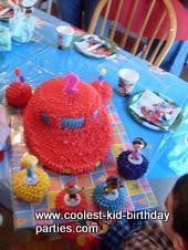 Coolest Little Einsteins Birthday Party