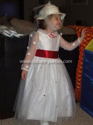 Coolest Mary Poppins Party for 3rd Birthday