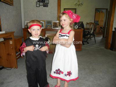 Sara's Pirate Theme Party Tale