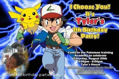 Pokemon Parties