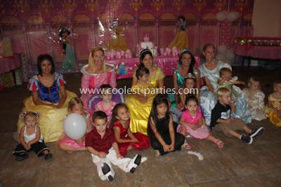 Coolest Princess 1st Birthday party