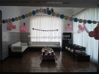 Coolest Kid Birthday Parties Coolest Spa Party For A 7