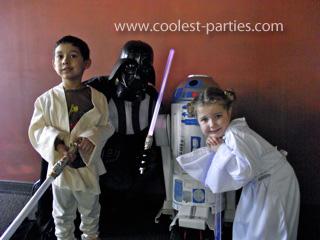 Coolest Star Wars Birthday Party Ideas