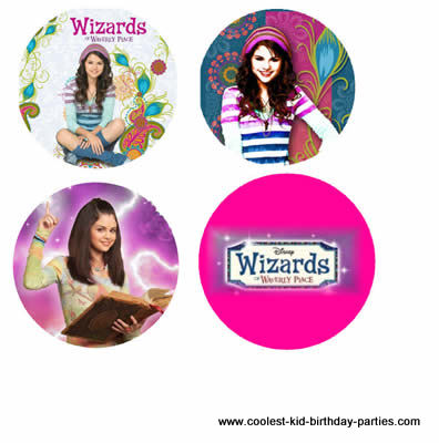 Coolest Wizards of Waverly Place Birthday Party
