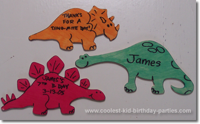 Coolest Dinosaur Party Ideas And Photos
