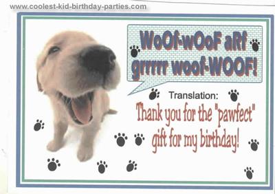 Hollys Dog Birthday Party Tale