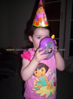 Rebecca's Dora Party Ideas