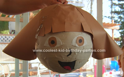 Coolest Dora the Explorer Birthday Party Ideas and Photos
