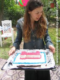 Last-Minute #1 Cake