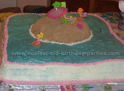 Odena's Hawaiian Party Tale