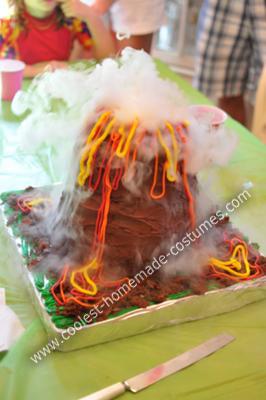 Keiran's Island Theme Birthday Party