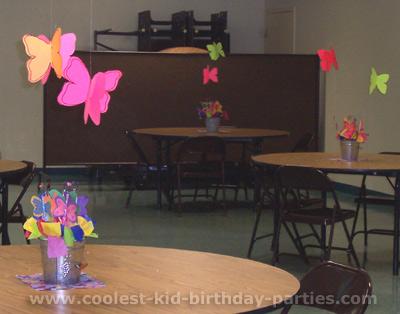 Kid Party Theme