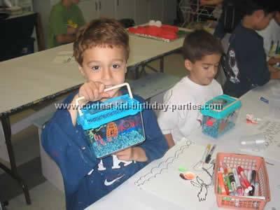 Birthday Kid Party Theme