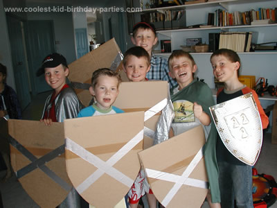 Coolest Knight Party Ideas and Photos