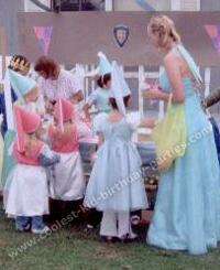 Diane's Princess Party Tale