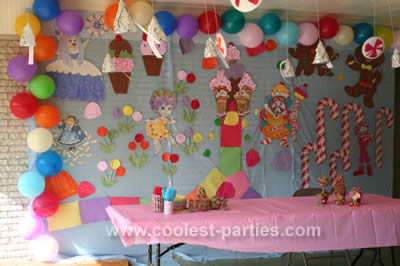 Deliciously Fun Candyland Party Ideas With A Charitable Twist