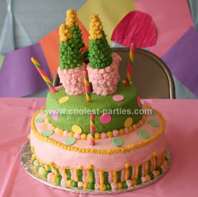 Coolest Candyland Party Ideas and Photos