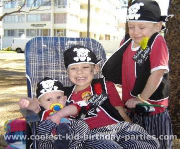 Karen's Pirate Theme Party Tale