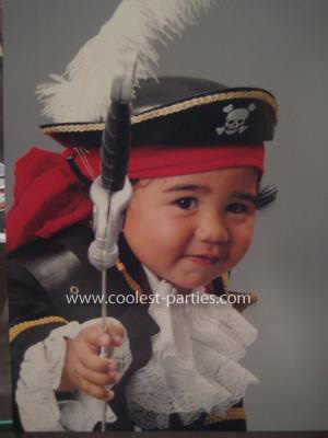 Coolest Pirate 1st Birthday Party Ideas and Photos