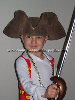 Kristy's Pirate Theme Party Tale