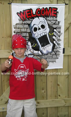 A. Hawkes' Pirate Theme Party Tale